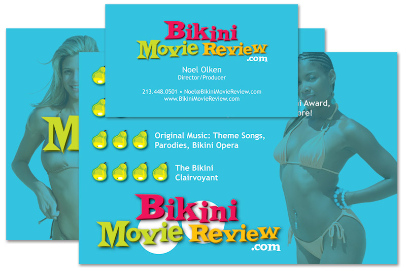 Bikini Movie Review business suite
