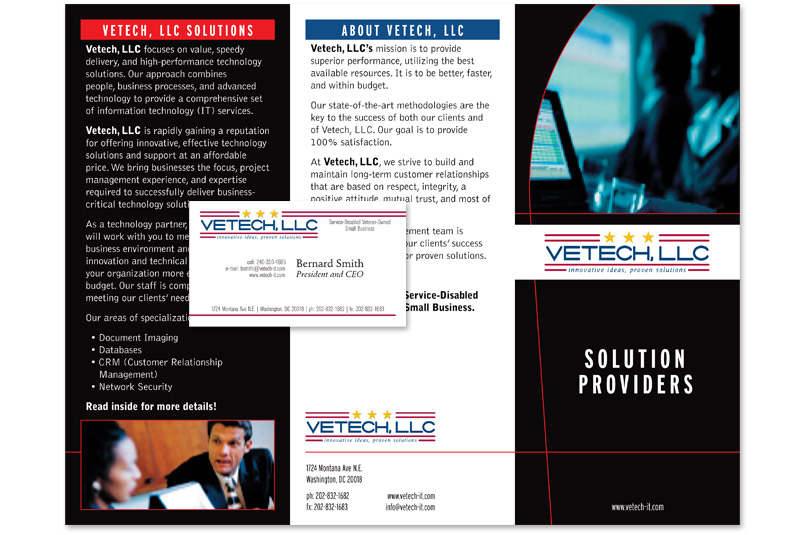 Vetech-IT business suite