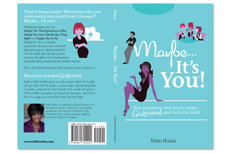 Maybe... It's You! Cover