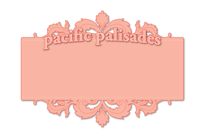 Pacific Palisades Plaque