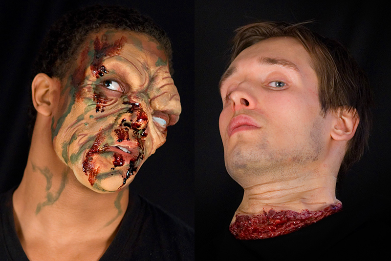 Special FX Horror Makeup
