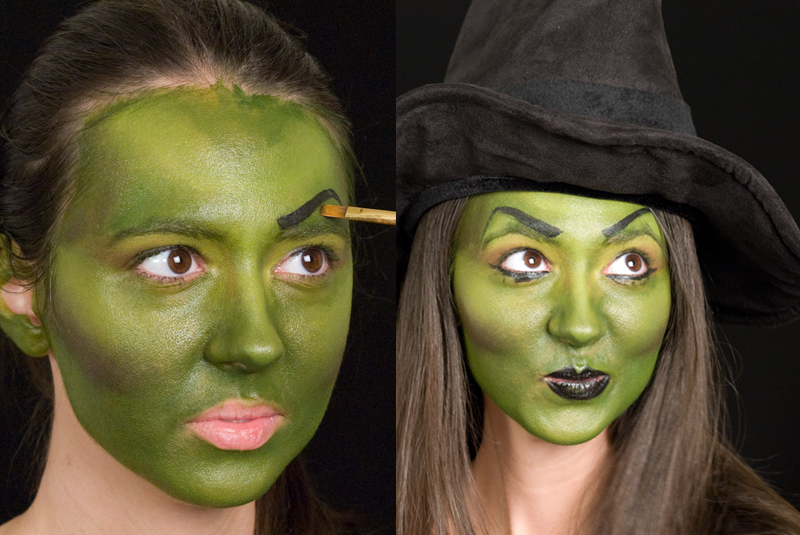 Witch Character Makeup Kit