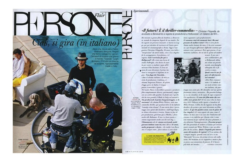 Feature in Italian Flair