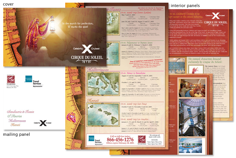 Celebrity Cruises | Cirque du Soleil
