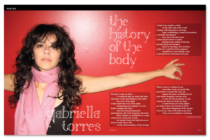 Gabriella Torres: The History of the Body