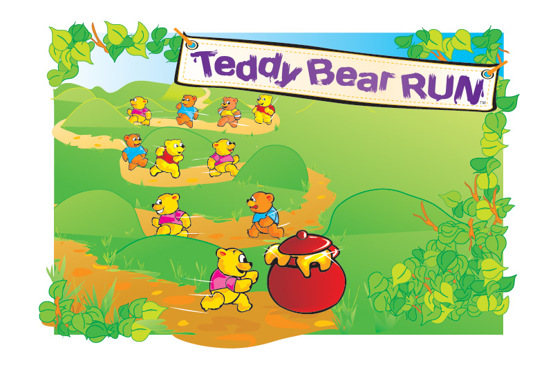 Teddy Bear Run™
