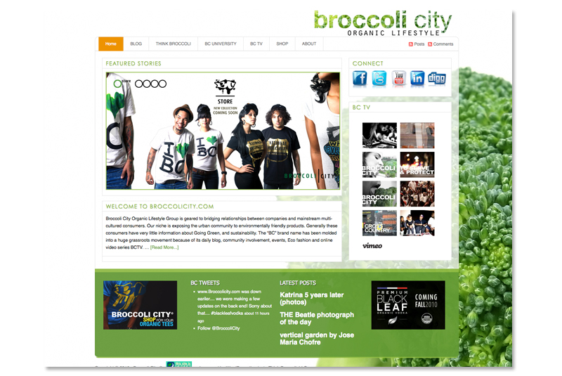 BroccoliCity.com