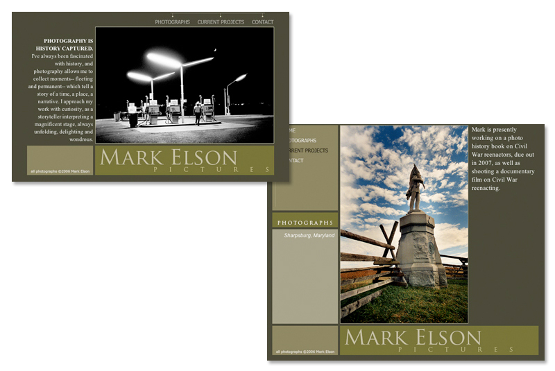 Mark Elson, photographer & filmmaker